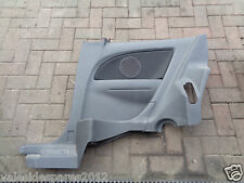 VAUXHALL CORSA D 2011 3Dr O/S D/S DRIVER OFF SIDE REAR PANEL CARD TRIM 367368532