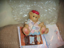 Cherished Teddies ~# 215856 Get Well Free Ship