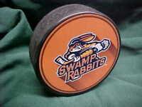 ECHL Greenville Swamp Rabbits (New York Rangers) Collectors Souvenir Hockey Puck