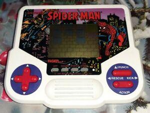 Jeu Électronique Spider-Man Marvel Tiger Electronic A-22 no Watch Nintendo