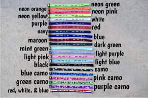 One WWJD Woven Fabric Bracelet   What Would Jesus Do    Choose Color