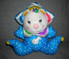 Fisher Price Starlight Clown blue bear   lights music lullaby  ready to play