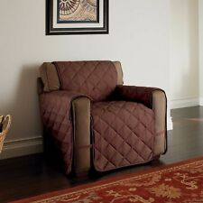 Innovative Textile Solutions Ultimate Furniture Protector Chair Chocolate