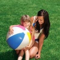 INTEX ballon de plage Intex Ø 61 cm  jolies couleurs pour la plage ou au jardin
