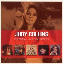 Judy Collins - Original Album Series NEW 5 x CD