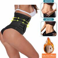 Women Corset Waist Trainer Tummy Girdle Belt Body Shaper Training Corset Trimmer
