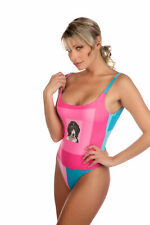 Rosa Cha Brazilian Puppy One Piece Bikini Swimsuit