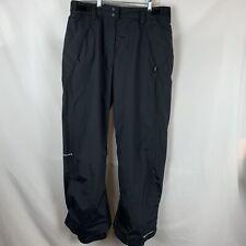 Columbia Sportswear Co Womens Boardwear L Velocity Black Snowboard Flaw