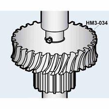 Bronze Gear Worm For Hobart Mixer D300 Transmission Unit OEM # 12430-49