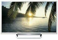 "WHITE 24"" SONY Smart TV 200Hz X-Reality PRO HD 1080p LED Television KDL-24W605A"