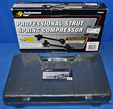 PERFORMANCE TOOL PROFESSIONAL STRUT SPRING COMPRESSOR TECH KIT W89322