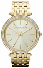 Michael Kors MK3191 Darci Ladies Gold Watch Stainless Steel