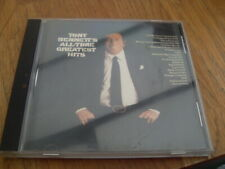 TONY BENNETT'S ALL TIME GREATEST HITS 20 TRACKS  COL 468843 2