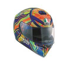 Caschi termoplastici multicolori per la guida di veicoli approvato ACU