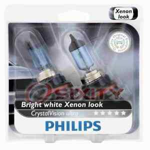 Philips High Low Beam Headlight Bulb for Jeep Liberty 2002-2007 Electrical dk