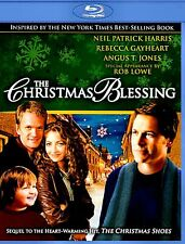 NEW BLU RAY - THE CHRISTMAS BLESSING - SEQUEL TO THE CHRISTMAS SHOES - ROB LOWE