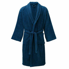 100% Premium Egyptian Cotton Towelling Bath Robe Unisex Dressing Gown Terry Towe