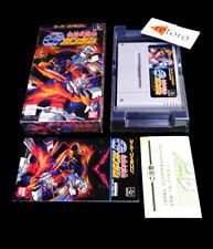 G GUNDAM KIDOU BUTODEN Super Famicom Nintendo SNES SFC COMPLETO Jap Bandai