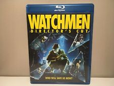 Watchmen (Blu-ray Disc, 2009, Directors Cut)