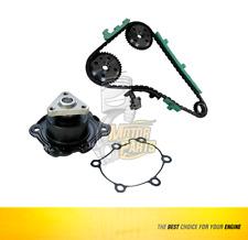 Timing Chain Kit & Water Pump Fits Chevrolet Cavalier Malibu Sunfire 2.4L