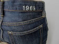 NWT $108 Gap Boot 1969 Japanese Redline Selvedge Indigo Boot Jeans Size 31 X 30