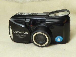 Olympus mju  Zoom 35mm Compact Film Camera (Stylus Epic), 35-80mm lens & Case