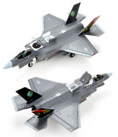 1:72 Scale Alloy Military Model F-35B Joint Strike Fighter Aircraft Model Plane
