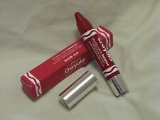 Clinique Chubby Stick Intense 'Brick Red' Full Size Crayola NIB Beautiful Color!