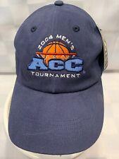 ACC Tournament 2004 Men's Basketball Adjustable Adult Ball Cap Hat