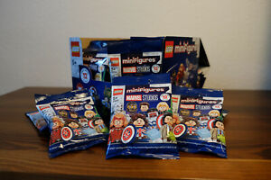 LEGO® Minifiguren Marvel Studios 71031 - Komplettes 12er Set - NEU & OVP