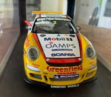 AUTOart (80670) Porsche 911 (997) GT3 Australian Carrera Cup - J Richards - NEW!