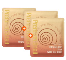 [TONYMOLY] Intense Care Snail Hydrogel Mask / 25g * 3 pcs