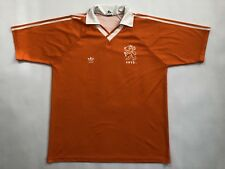 VINTAGE RARE HOLLAND FOOTBALL SHIRT HOME 1990 maglia Calico camiseta Van Basten