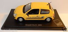 UH UNIVERSAL HOBBIES RENAULT CLIO II 2002  POSTES POSTE PTT 1/43 in blister box