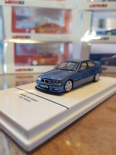 Werk83 1/64 BMW M3 Sedan Blue Metallic No Hot Wheels, No Tarmac Works