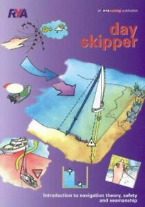 RYA Day Skipper by Haire, Penny Paperback Book The Cheap Fast Free Post