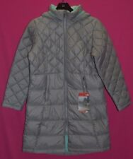 North Face Youth Girl's Metropolis Quilted 550 Goose Down Jacket XL 18 Parka # 2