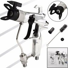 4500PSI Airless Spray Gun W/517 Tip & Guard Air-assisted For Graco Titan Wagner