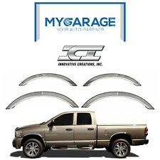 ICI Stainless Steel Fender Trim Polished for Ford F-150 / Lincoln Mark LT