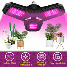 Full Spectrum 144Led Grow Light Plant Growing Lamp for Indoor Plants Hydroponics