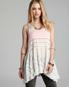 NWT Free People slip Voile Trapeze celebrity favorite