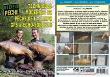 Techniques modernes de la pêche de la carpe : Gps & échosondeur avec Nicolas Mig