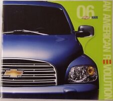 2006 06 Chevrolet  HHR  original sales  brochure MINT