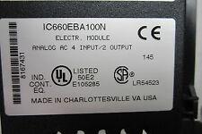 USED GE FANUC IC660EBA100N I/O MODULE