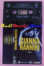 MC GIANNA NANNINI Sorridi PROMO tutto italy RICORDI GNPK 71 cd lp dvd vhs (**)