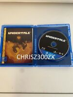 Undertale Collector's Edition PS4 Playstation 4 + Story Book Toby Fox USED MINT