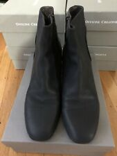 Coclico Womens Boots Black Pick A Size 36 Or 41 Leather  New In Box $425