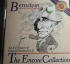 Leonard Bernstein  The Encore Collection Ii Cd New Not Sealed Non Sigillato