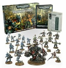 Prophecy of the Wolf Box Set Orks Space Wolves Warhammer 40K NIB