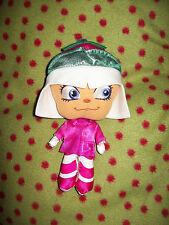 "Disney Store Wreck-It-Ralph Sugar Rush Taffyta Muttonfudge 9"" Plush Doll MINT"